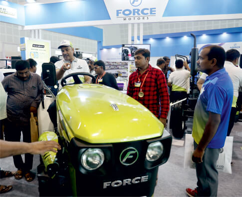 Abhiman Tractors by Force